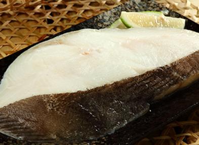 格陵蘭鱈魚切片^(有肚洞^)~75~100g 片 5入 ~  好康折扣