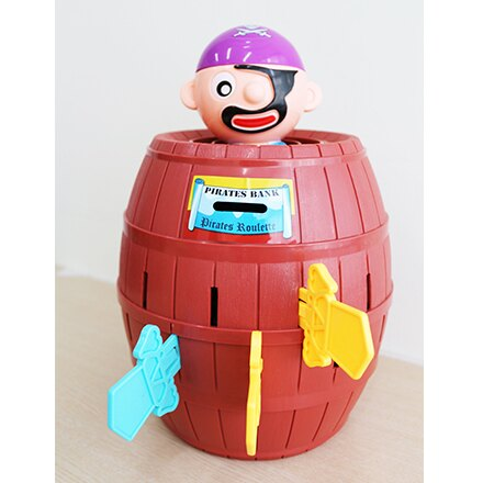 [敵富朗超市]巨無霸海盜桶(大)盒裝 0