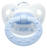 『121婦嬰用品館』NUK Rose&Blue矽膠安撫奶嘴(一般) - 藍 2入 0