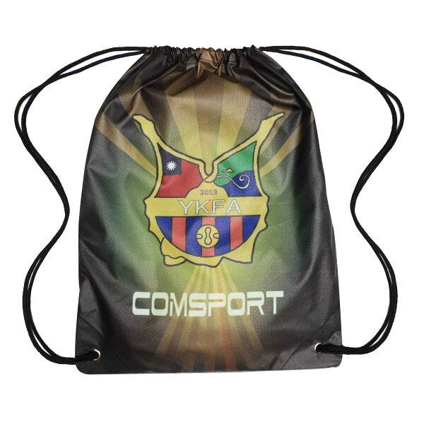 葛瑪蘭足球協會 運動防水束口後背袋