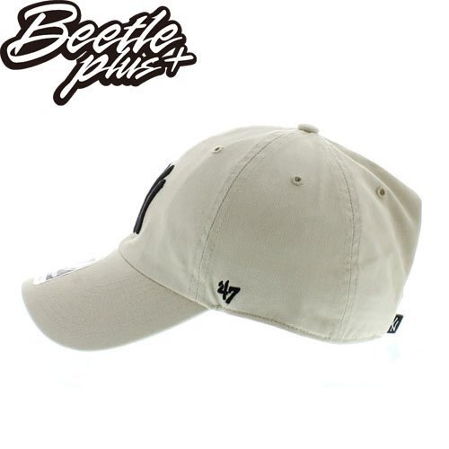 BEETLE 47 BRAND 老帽 紐約 洋基 NEW YORK YANKEES DAD HAT 大聯盟 卡其 深藍 MN-387 1