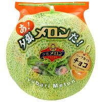 【札幌Gurumefood】北海道夕張哈密瓜巧克力(造型袋) 65g