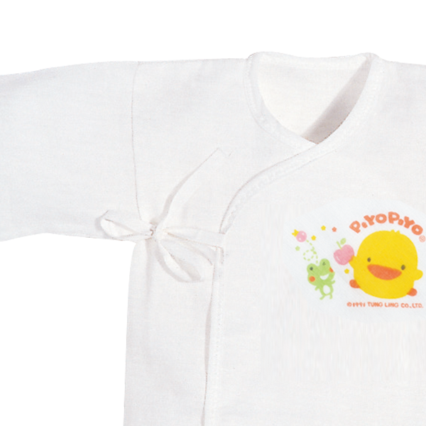 『121婦嬰用品館』黃色小鴨 紗布肚衣 1