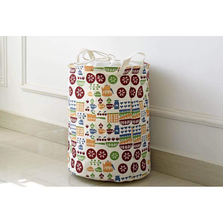 收納筒 超大收納洗衣籃 玩具雜貨收納  35*45【ZA0675】 BOBI  09/14 2