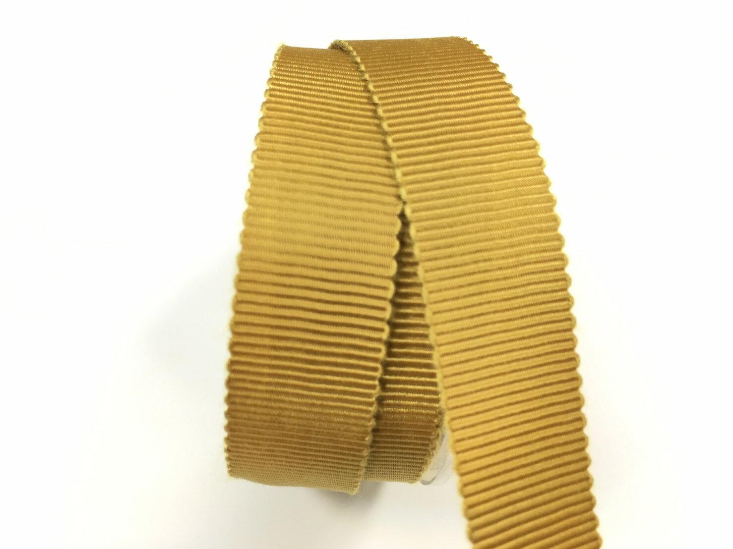 迴紋帶 羅紋緞帶 15mm 3碼 (22色) 日本製造台灣包裝 5