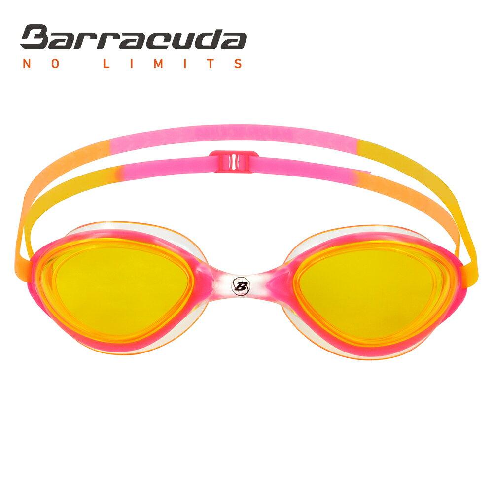 美國巴洛酷達Barracuda成人抗UV防霧泳鏡 AQUABELLA #35955 2