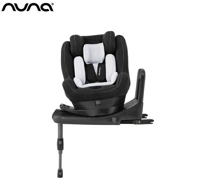 【限量贈borny蝴蝶枕&汽座保護墊!!】荷蘭【Nuna】rebl 兒童安全座椅-黑色 2