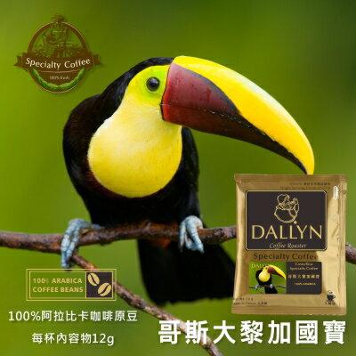 【DALLYN 】哥斯大黎加國寶濾掛咖啡50入袋 Costa Rica Tournon Tarrazu | DALLYN世界嚴選莊園 1