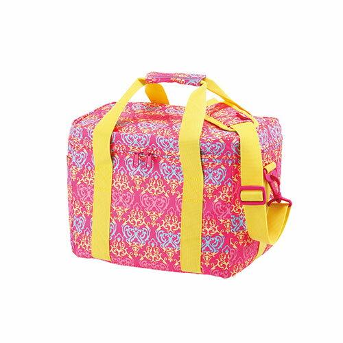 【鄉野情戶外專業】 Coleman  美國   15L保冷袋購物袋保冰袋冰桶冰筒軟式摺疊 -紅葉圖騰 _CM-22230M000
