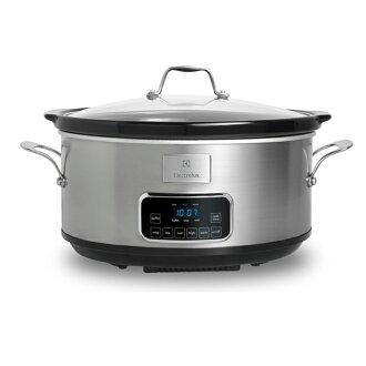 【伊萊克斯Electrolux】七公升微電腦陶瓷慢燉鍋(ESC6503S)