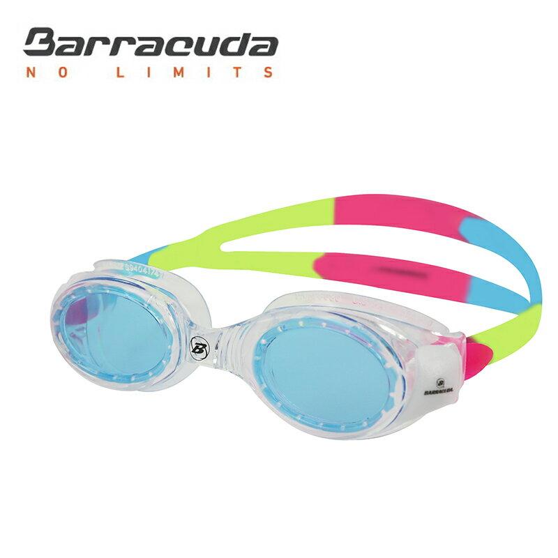 美國巴洛酷達Barracuda兒童運動型抗UV防霧泳鏡 REVIVE JR #7320 0