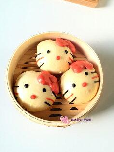 鮮奶貓咪饅頭-70~80克