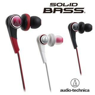 Audio-technica 鐵三角 ATH-CKS770 SOLID BASS重低音密閉型耳塞式耳機