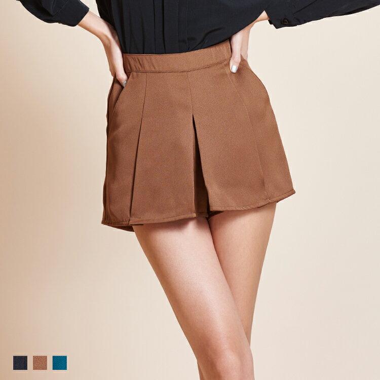 都會簡約打折褲裙(3色)