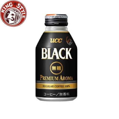 金時代書香咖啡【UCC】BLACK無糖咖啡(275gx24入)