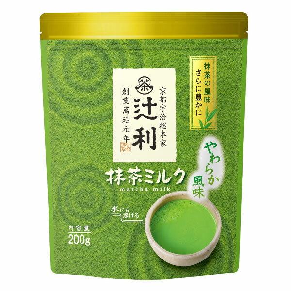 日本京都辻利片岡抹茶牛奶袋 (200g)
