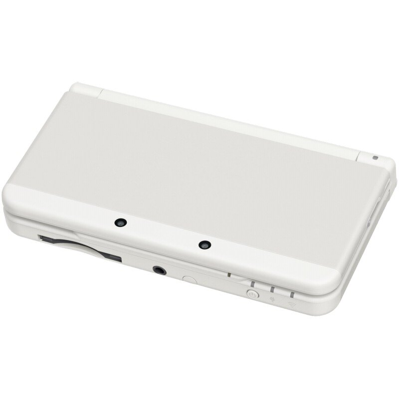 Nintendo New 3DS white 3