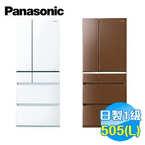國際 Panasonic 日本原裝 505公升 ECONAVI 六門 變頻冰箱 NR-F511VG