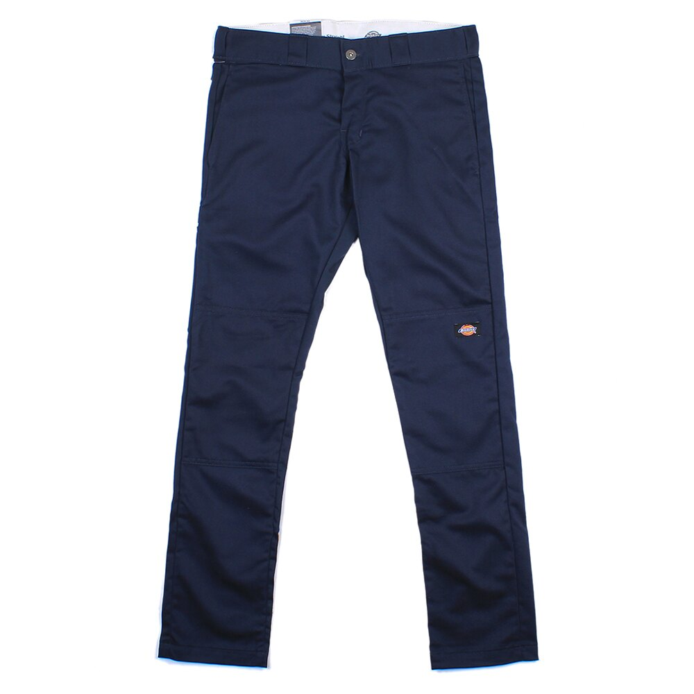 【EST】美版 Dickies Wp811 Skinny Fit Work Pants 窄版 直筒 工作褲 [DK-5005-086] 深藍 W28~36 F0108 0