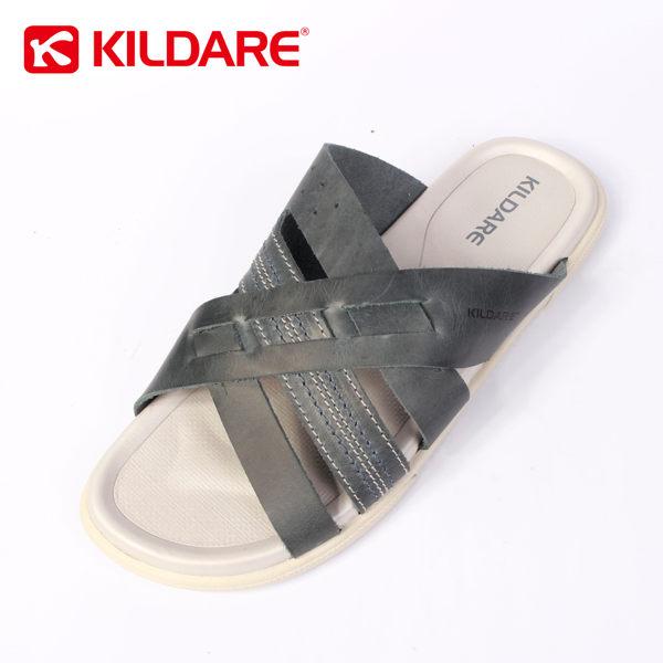 Kildare 巴西編織休閒涼鞋 藍 男 2