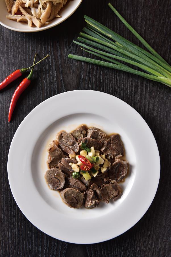 【 咩 】黃金右腿 (小金) 台南知名羊肉爐【傳香三代】 真材食料 高品質嚴選 (80g/包) 2