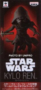 日版 WCF 原力覺醒 基羅雷恩 凱羅恩 凱羅忍 Kylo Ren Star Wars 星際大戰 公仔