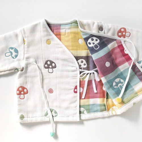 Hoppetta - 六層紗蘑菇睡袍 5