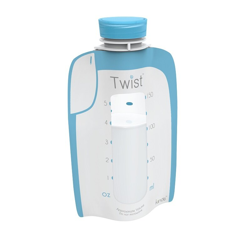 Kiinde - Twist 多功能母乳儲存袋 180cc -20入 - 限時優惠好康折扣