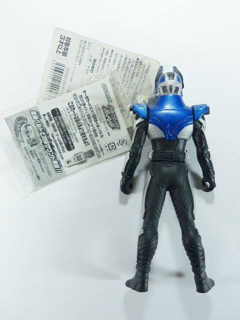 【秋葉園 AKIBA】假面騎士Gatack 騎士形態 軟膠公仔 假面騎士大亂鬥 特別卡 T-038付属 3