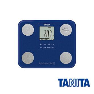 體脂計 TANITA七合一體脂計 BC-751 藍色 贈好禮
