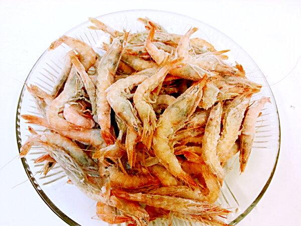 【雞籠好魚】限自取免運費! 野生尖蝦*1包組(150g+-5%/1包)★去殼可以做最好的優質蝦仁★
