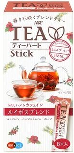 AGF Blendy stick TEA 博士茶-芙蓉+玫瑰果 8本入