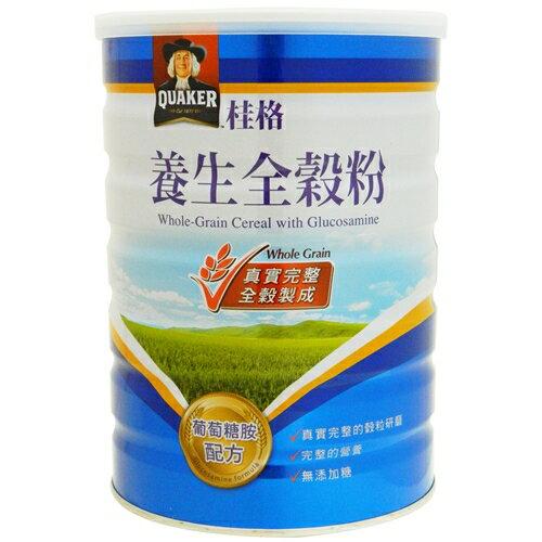 桂格養生全穀粉-葡萄糖胺 600g【合康連鎖藥局】