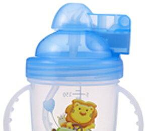 『121婦嬰用品館』辛巴 自動吸管練習杯 180ml 1