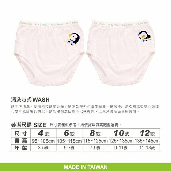 『121婦嬰用品館』PUKU 男童印花內褲(2入)-8號 3