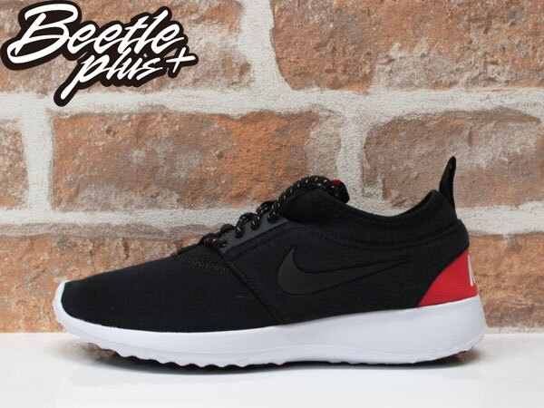 女生 BEETLE NIKE WMNS JUVENATE TP 黑紅 黑白 慢跑鞋 749551-002 0