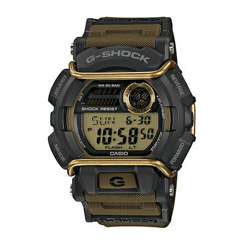 CASIO G-SHOCK GD-400-9流行腕錶/50mm