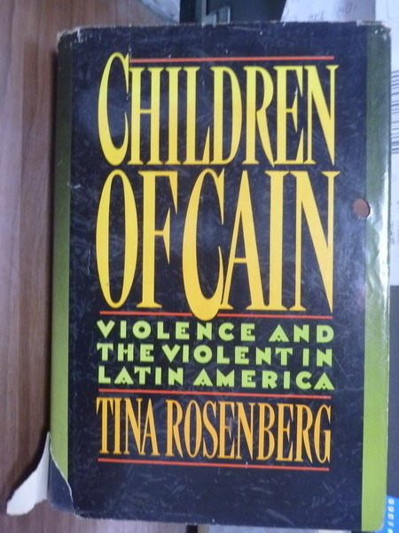 ~書寶 書T4/原文書_PMR~Children of Cain_Tina Rosenbe