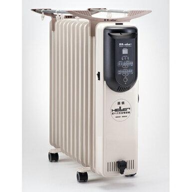 嘉儀 電子式 12片 葉片 電暖爐 KED512T