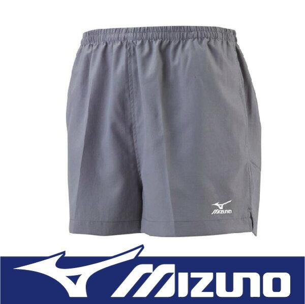 【特價7折!】萬特戶外運動 MIZUNO 美津濃 J2TB4A5405 男路跑褲 舒適 背部口袋設計 新中灰色