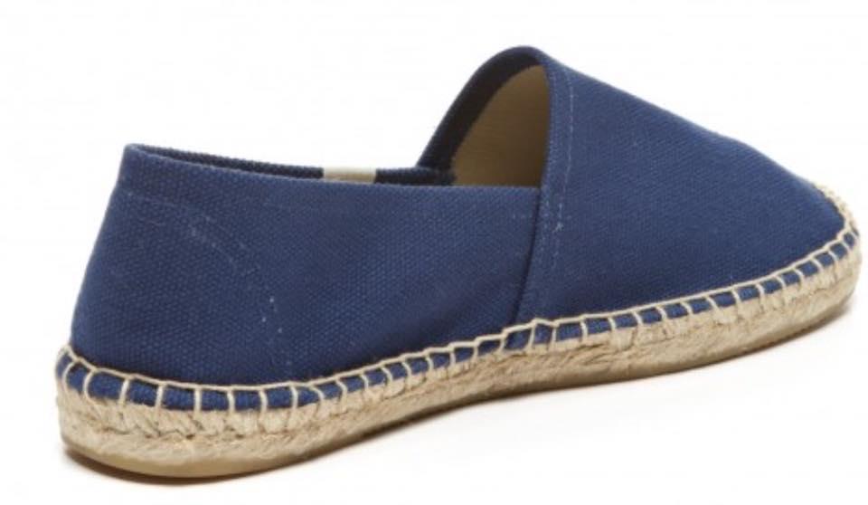 【Soludos】美國經典草編鞋-基本款草編鞋-深藍 3