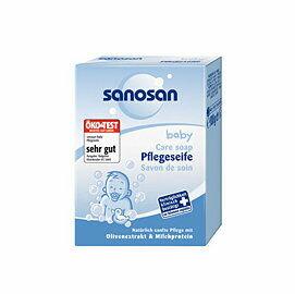【Sanosan珊諾】寶寶潔膚皂100g - 限時優惠好康折扣