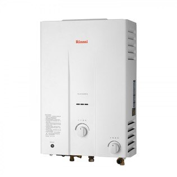 (林內)屋外一般型熱水器-RU-B1020RFN