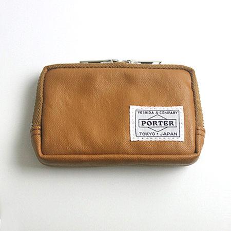 日標PORTER吉田FREE STYLE系列 人氣零錢包 現貨707-07178 柒彩年代【NW446】日本製