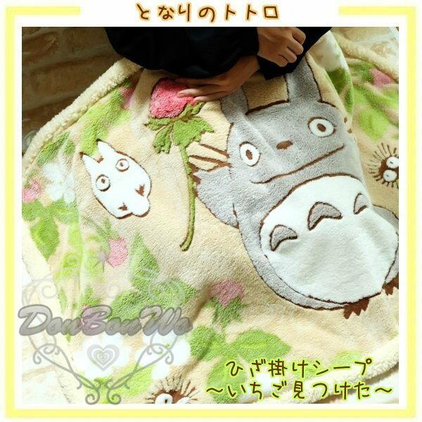 ^~暖冬限定^~龍貓豆豆龍絨毛毯子毛毯保暖被子544534海渡 ~  好康折扣
