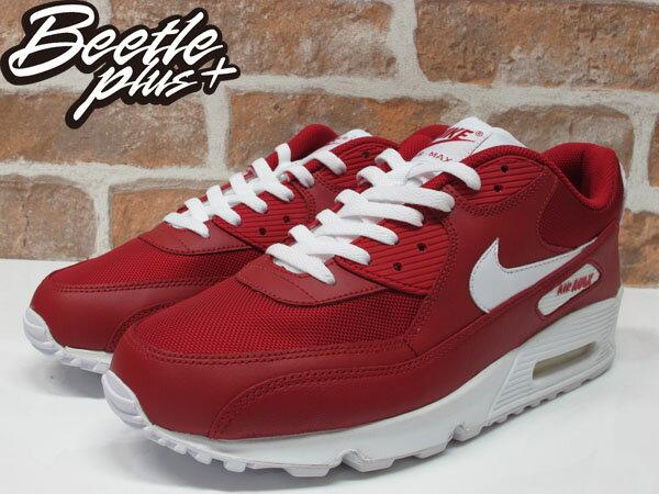 BEETLE PLUS NIKE AIR MAX 90 經典 聖誕節 紅白 大氣墊 慢跑鞋 男鞋 309299-600 1