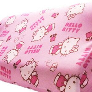 美麗大街【104122405】HELLO KITTY粉色印花系列記憶枕