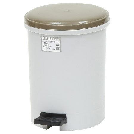 腳踏垃圾桶 大金滿堂 L 10.5L TRNT003DC ~  好康折扣