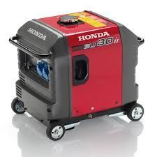 HONDA本田原廠3000W手提靜音變頻發電機EU30i(含稅價)