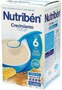 【安琪兒】西班牙【Nutriben 貝康】6種縠類成長麥精 600g - 限時優惠好康折扣